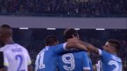 Higuain, sinistro chirurgico al San Paolo: Napoli avanti sull'Udinese