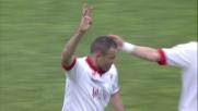 Ghezzal spiazza Sorrentino, il Bari riporta in partià la gara con il Chievo