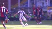 Giaccherini, bel goal e pareggio meritato contro il Genoa