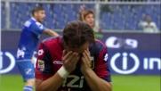 Gilardino ci mette la faccia per il goal vittoria del Genoa