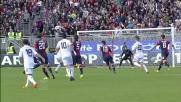 Gilardino fa goal con l'esterno a Cagliari