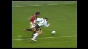 Gilardino segna un goal con una giravolta fulminea a San Siro contro l'Udinese