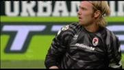 Gillet para tutto contro la Sampdoria