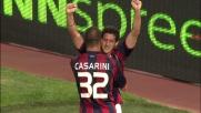 Gimenez supera Handanovic con un gran colpo di testa: Bologna-Udinese 1-1