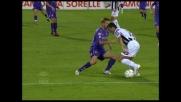 Gioco di gambe di Di Natale contro la Fiorentina