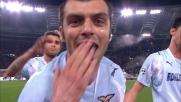 Gioia Lazio! Pandev pareggia i conti contro la Roma