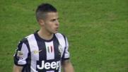 Giovinco trova il palo con una punizione dal limite contro il Genoa
