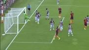 Girata di Nainggolan da corner, sfiorato il goal in Roma-Udinese