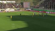Blanchard di testa raddoppia per il Frosinone contro l'Udinese