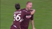Glik segna il goal del vantaggio contro la Lazio