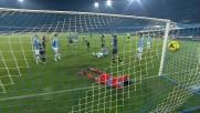 Goal a Napoli al secondo tentativo per Basta