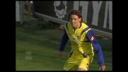 Goal a porta sguarnita di Bogdani che raddoppia per il Chievo a Cagliari