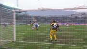 Goal acrobatico di Muriel contro l'Atalanta a Bergamo