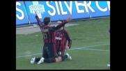 Goal al volo di Gilardino, al Friuli il Milan raddoppia