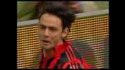 Goal al volo di Inzaghi, Milan avanti sul Livorno