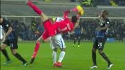 Goal annullato a Icardi per fallo su Berisha