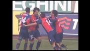 Goal capolavoro di Borriello e il Genoa passa in vantaggio contro l'Udinese
