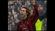 Goal capolavoro di Pirlo contro la Sampdoria