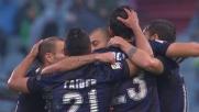 Goal capolavoro di Ranocchia contro l'Udinese