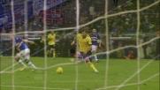 Goal da bomber vero per Cana contro la Sampdoria