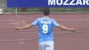 Goal da cineteca per Higuain che segna la sua doppietta in Napoli-Lazio