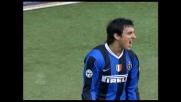 Goal da tre punti per Burdisso nel match fra Inter e Chievo