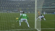Goal d'autore di Toni in Verona-Parma