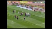 Goal del Bologna con Giunti che sorprende la Lazio su punizione