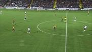 Goal del Cesena contro il Verona: la firma è di Defrel