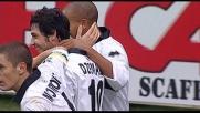 Goal del Parma: Biabiany beffa la difesa del Genoa e trafigge Scarpi