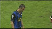 Goal della bandiera di Bellini: magra consolazione per l'Atalanta