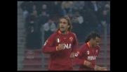 Goal della Roma con Batistuta al Friuli