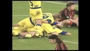 Goal dell'ex di Bierhoff: Chievo avanti sul Milan al Bentegodi