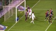 Goal dell'ex di Suazo a Cagliarei e l'Inter raddoppia