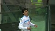 Goal di Barrientos per il raddoppio del Catania contro il Genoa