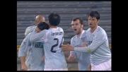 Goal di Bianchi dal dischetto per la vittoria della Lazio contro il Livorno