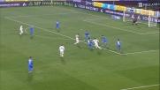 Goal di Bonaventura che approfitta di un rimpallo e batte Skorupski in uscita