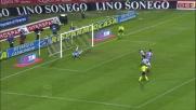 Goal di Di Natale dal dischetto contro il Catania