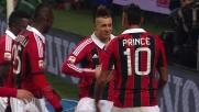 Goal di El Shaarawy nel Derby di Milano