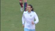 Goal di Floccari in Genoa-Lazio