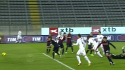 Goal di Juan e la Roma pareggia contro il Cagliari