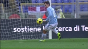 Goal di Klose contro il Livorno