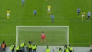 Goal di Ledesma con un rigore perfetto al Napoli