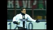 Goal di Marchionni, il Parma è ancora vivo a San Siro
