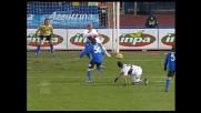 Goal di Masiello per il pareggio del Genoa a Empoli