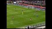Goal di Pato che riporta il Milan in parità con l'Udinese