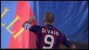Goal di potenza di Marco Di Vaio che supera De Lucia