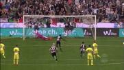 Goal di potenza di Zapata: l'Udinese segna su rigore il 3-1 sul Pescara