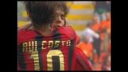 Goal di precisione, Kakà riporta avanti il Milan sulla Reggina