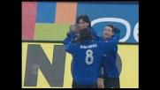 Goal di Raggi di testa per il pareggio dell'Empoli contro l'Udinese